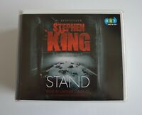 Stephen King: The Stand on 37 cds Unabridged audiobook read by Grover Gardner