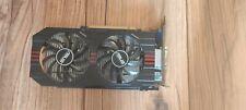 ASUS Nvidia GeForce GTX 750ti GTX750TI-2GD5 Used