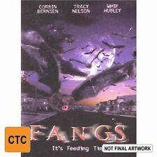 Fangs Region 4 DVD Very Good Condition