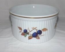 """Royal Worester Evesham 7"""" Oven-to-Table Souffle Baking Dish (England)"""