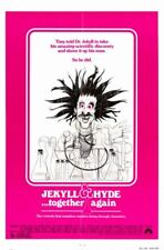 Affiche -  JEKYLL AND HYDE.. TOGETHER AGAIN - 70x105cm