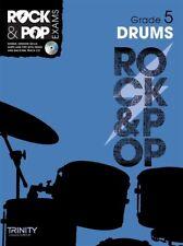 Trinity Rock & Pop Exams Drum Grade 5 & CD