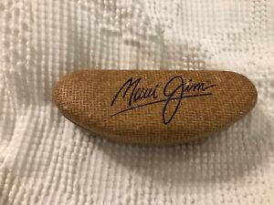 Maui Jim Clam Shell Eyeglass Sunglass Case