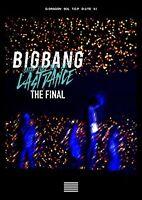 BIGBANG [JAPAN DOME TOUR 2017 -LAST DANCE- : THE FINAL] 2Blu-ray Regular Edition