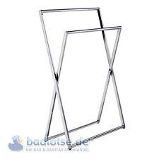 freistehende badezimmer handtuchhalter aus edelstahl g nstig kaufen ebay. Black Bedroom Furniture Sets. Home Design Ideas