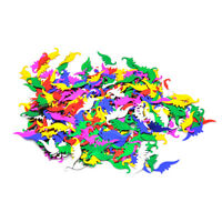 Dinosaur Table Confetti Boys Party Mixed Colours Decorations Sprinkles Sn