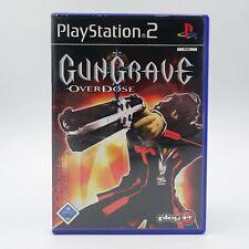 Gungrave Overdose Sony Playstation 2 PS2 PAL Spiel Game Untot nicht zu stoppen