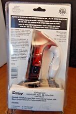 Darice Mini Crafting or Travel Portable Electric Iron RED BRAND NEW