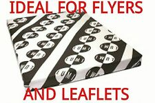 75 feuilles A4 130gsm brillant double face papier pour imprimante-laser-digital-craft