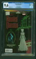 the Haunted Mansion 1 CGC 9.6 Action Figure Variant Marvel Disney Kingdoms 2016