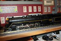 Lionel O Gauge T-1 2100 Reading Locomotive 4-8-4 NIB in box # 18006 Made 1989