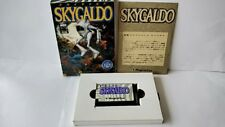 SKY GALDO MSX MSX2 Game Cartridge,Manual and Boxed set tested-a426-