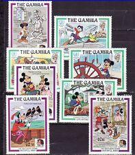 The Gambia - MNH - Walt Disney