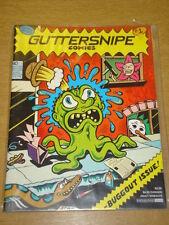 GUTTERSNIPE COMICS #1 VF FANTAGRAPHICS US MAGAZINE
