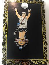 Hard Rock Cafe Hamburg Pin Marathon Running 2012 LE150 #66549