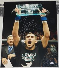 Tony Ferguson Signed UFC 16x20 Photo PSA/DNA The Ultimate Fighter 13 TUF Picture