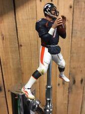Denver Broncos Tap Handle JOHN ELWAY Beer Keg NFL Football Blue Jersey Kegerator