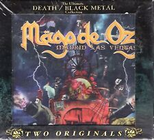 Mago De Oz Two Originals The Ultimate Death Black Metal Collection CD New Sealed