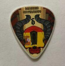 Shinedown Guitar Pick Madrid 7-12-19 Show exclusive shirt vinyl