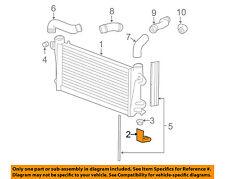GM OEM-Turbo Turbocharger Intercooler Bracket Right 25726807