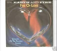 EARTH & FIRE - Fire of love