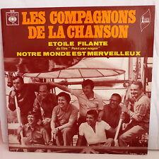 COMPAGNONS DE LA CHANSON Etoile filante 5018