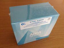 "ABBA The Singles 40 x 7"" Single Vinyl BOXSET 40th Anniversary EDITION 2014 NEW"