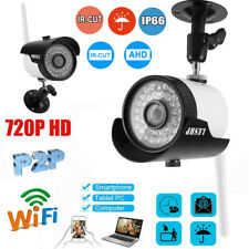 Wireless 720P HD WIFI IP Network Camera CCTV WLAN Outdoor Home Security IR Night
