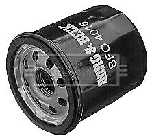 Oil Filter BFO4016 Borg & Beck 1109AZ 1109Y4 1611540380 1613181380 1616399880