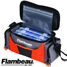 Flambeau Ritual Duffle Bag R30D Soft Fishing Containers Small Tackle Box 6176TB