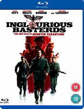 INGLOURIOUS BASTERDS - BLU-RAY - REGION B UK