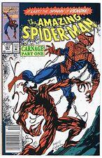 Amazing Spiderman #361
