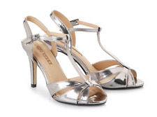 Buffalo sling-back sandals in charcoal grey UK 6.5 EU 40 JS29 42