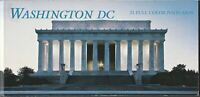 2001 American Discovery Washington DC 31 Full Color Postcards Book.