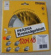 HM-Sägeblatt Handkreissäge, Marke Präzisa D-140 mm, B-12,7 mm, Z-12 FZ