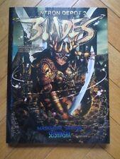 Intro Depot 2 - Blades - Masamune Shirow - Artbook - VO