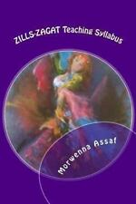 Zills-Zagat Teaching Syllabus : Rais Syllabus of Teaching Zills/Zagat by...