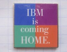 IBM / IS CPMMING HOME  .....................Computer Pin (135h)