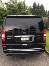 Mercedes  Viano / Vito 2 W639 Dachspoiler Heckspoiler Spoiler 03-14