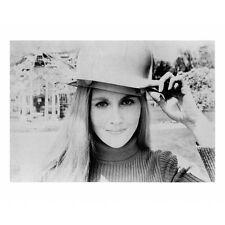 Dark Shadows Nancy Barrett as Carolyn Stoddard Wearing Hat 8 x 10 Inch Photo