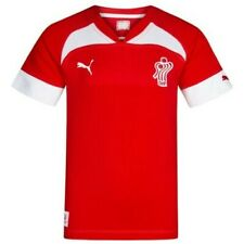 Dinamarca Dhf Puma Niños Balonmano Camiseta Fan Dinamarca 744030 Nuevo