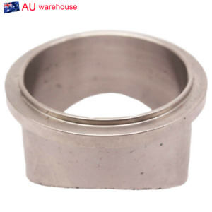 """2"""" 50mm Stainless Bov Flange Adapter Fits Tial Blow Off Dump Valve"""
