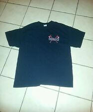 """T-SHIRT;XL;LOGO:""""ABSOLUTE FIREFIGHTER """"; FIRE DEPT; nice t-shirt; logos F & B"""