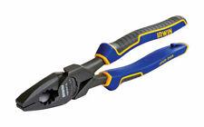 Irw Vise-Grip 9-1/2 Alloy Steel Leverage Lemans Lesman Pliers Blue/Yellow