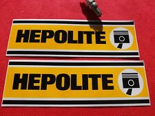Pair of Hepolite stickers