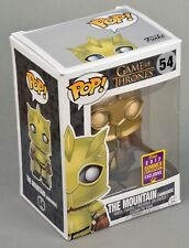 Funko Pop Vinyl Figure The Mountain Game of Thrones  #54