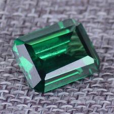20ct Grün Natürliche Smaragd Kolumbien Edelstein Rechteck Zirkon Smaragd Diamant