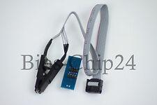 SOIC - 8 sop8 programación adaptador, BIOS EEPROM IC clip de prueba en-Circuit adaptador nuevo