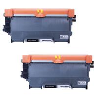 2PK TN450 Toner Cartridge High Yield For Brother HL-2240 2270DW MFC-7860DW Black
