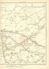 1938 SW YORKS LARGE SCALE MAP-DRIGHLINGTON,TONG,COCKERSDALE,OAKWELL,BIRKENSHAW